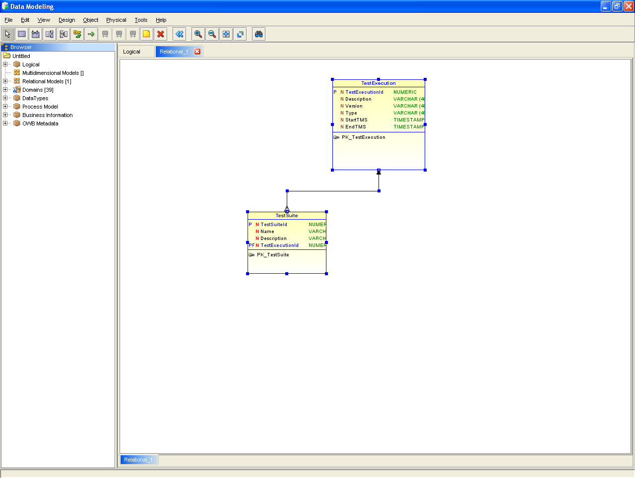 finally a good tool for data modeling  oracle sqldeveloper data modeling  u2013 gerald on it
